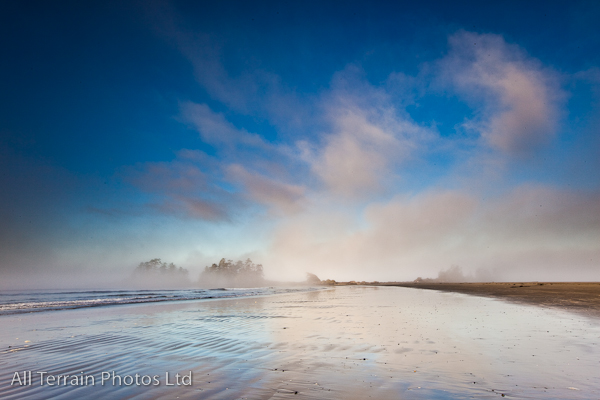 Dawn on Vancouver Island